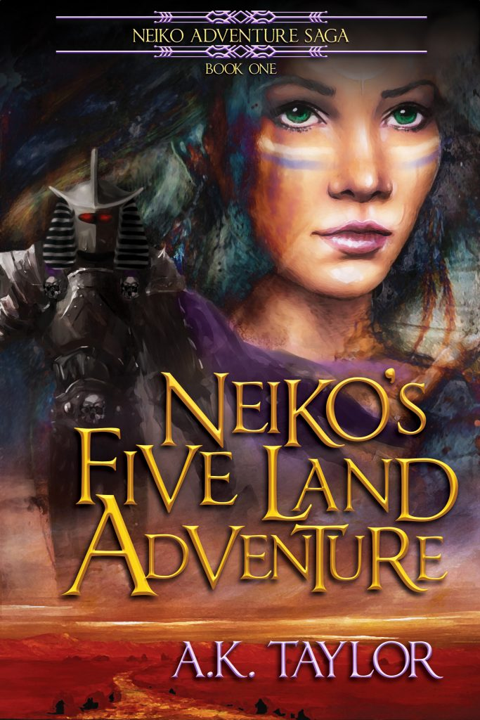 Neiko's Five Land Adventure by A.K. Taylor